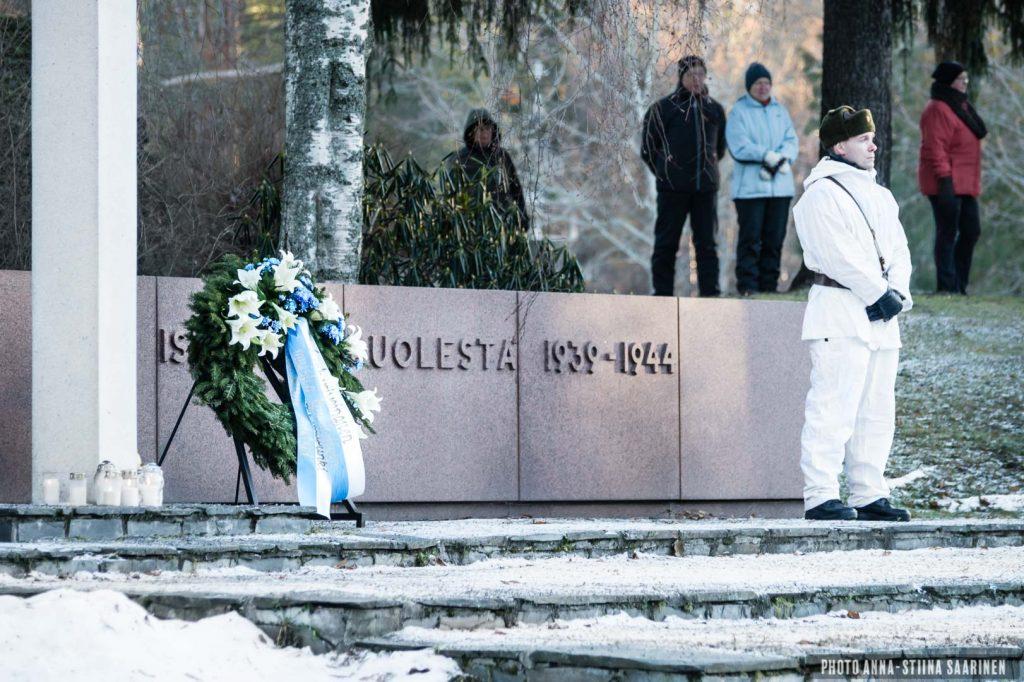 The Independence Day 2016, Valkeakoski, photo Anna-Stiina Saarinen