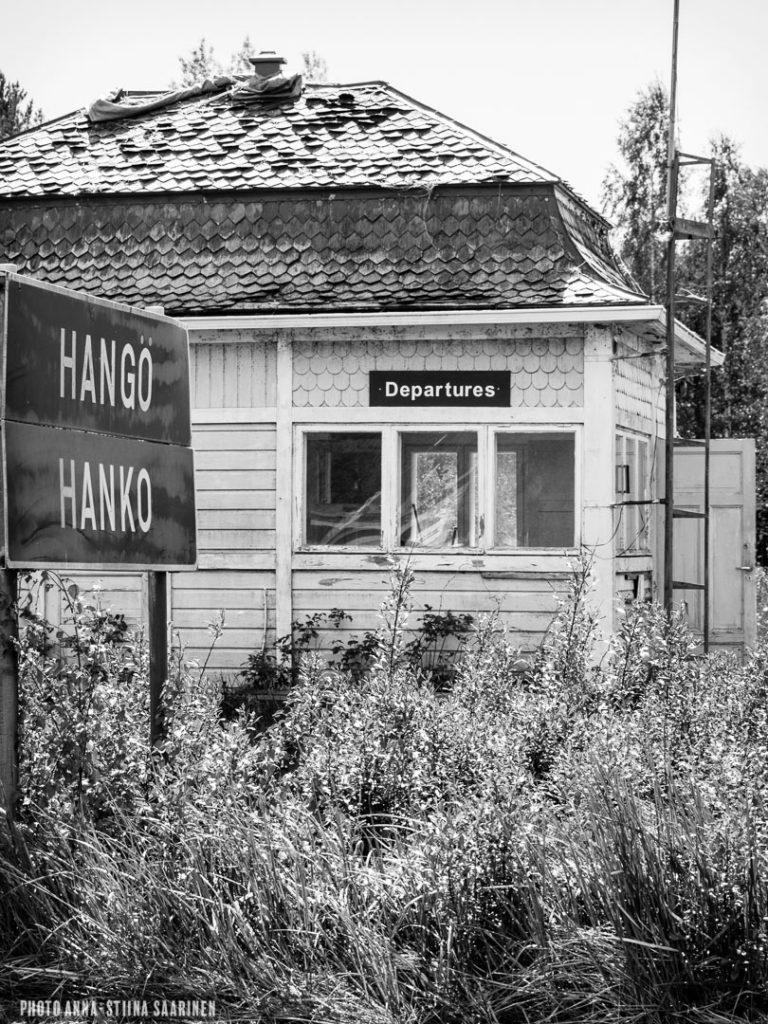 The old airport in Hanko, 2017, photo Anna-Stiina Saarinen