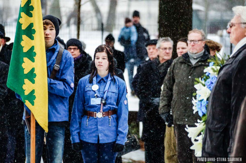 Independence Day 2014, Valkeakoski, photo Anna-Stiina Saarinen
