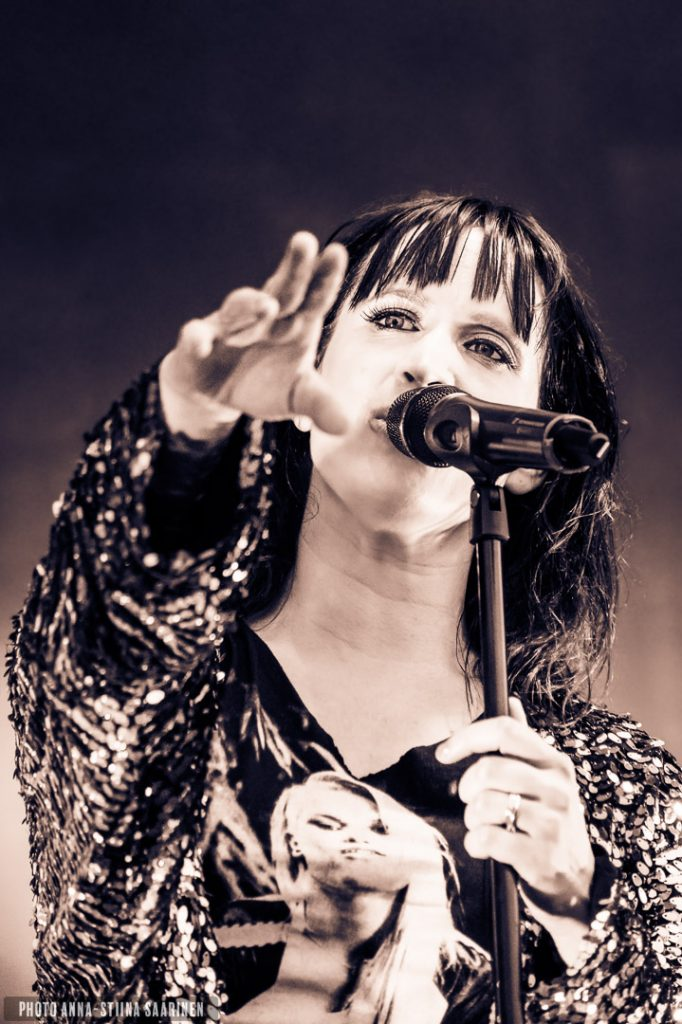 Maija Vilkkumaa 2015, Työväen Musiikkitapahtuma Valkeakoski, photo Anna-Stiina Saarinen