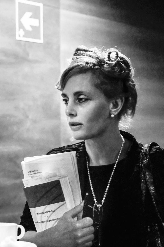Portrait, after the Thesis Defence 2015, photo Anna-Stiina Saarinen