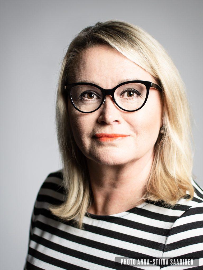 Portrait, photo Anna-Stiina Saarinen