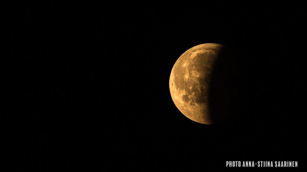 Moon, The cheese of the the night, 2018 Valkeakoski Finland, photo Anna-Stiina Saarinen