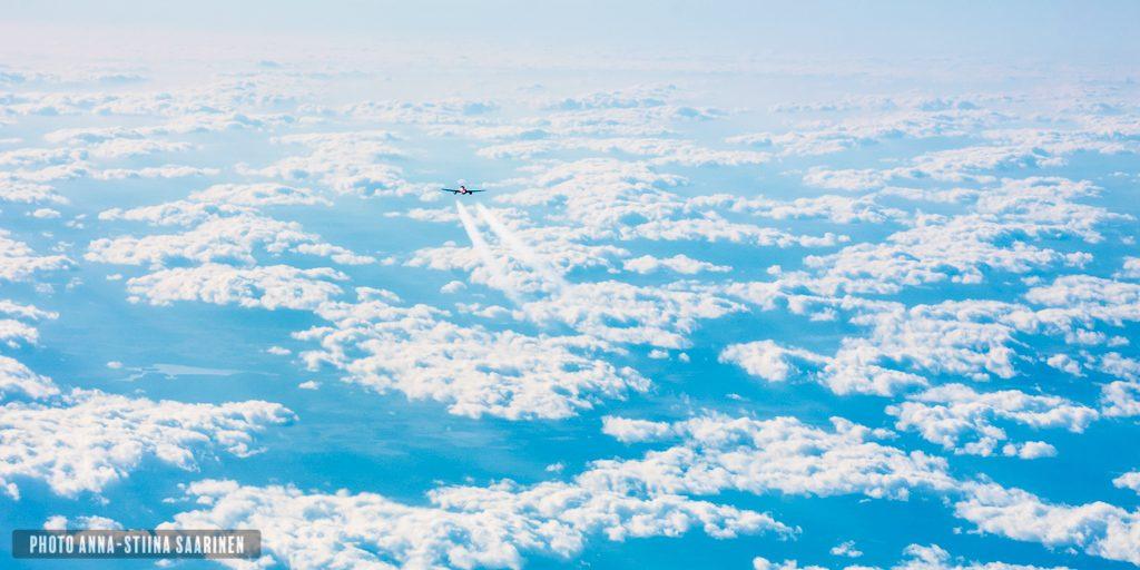 Over the skies 2016, photo Anna-Stiina Saarinen