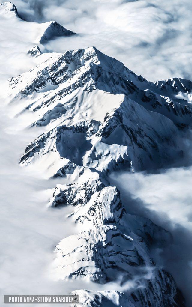 The Alps, photo Anna-Stiina Saarinen