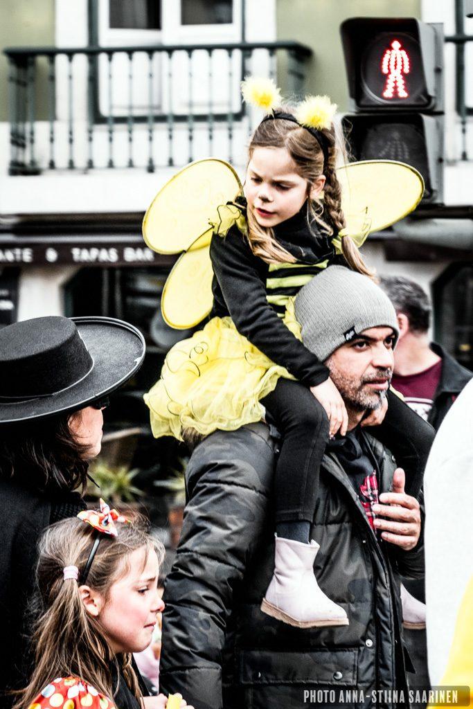Carneval, family Lisboa, photo Anna-Stiina Saarinen