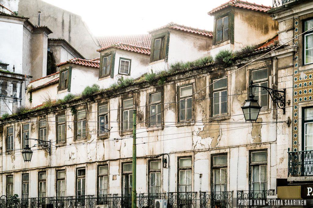 Martim Moniz house, Lisboa, photo Anna-Stiina Saarinen