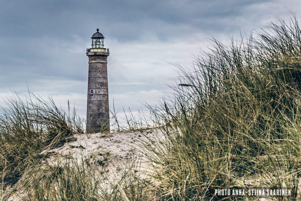 Skagen Lighthouse Denmark, photo Anna-Stiina Saarinen