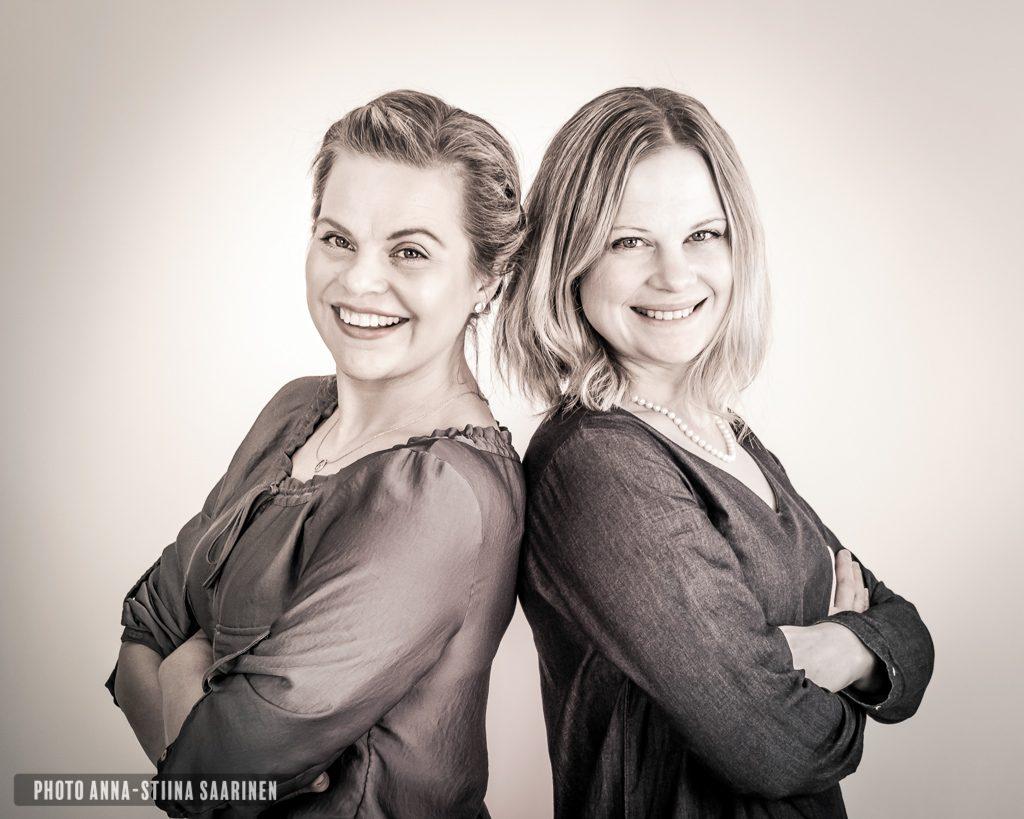 Sisters, photo Anna-Stiina Saarinen