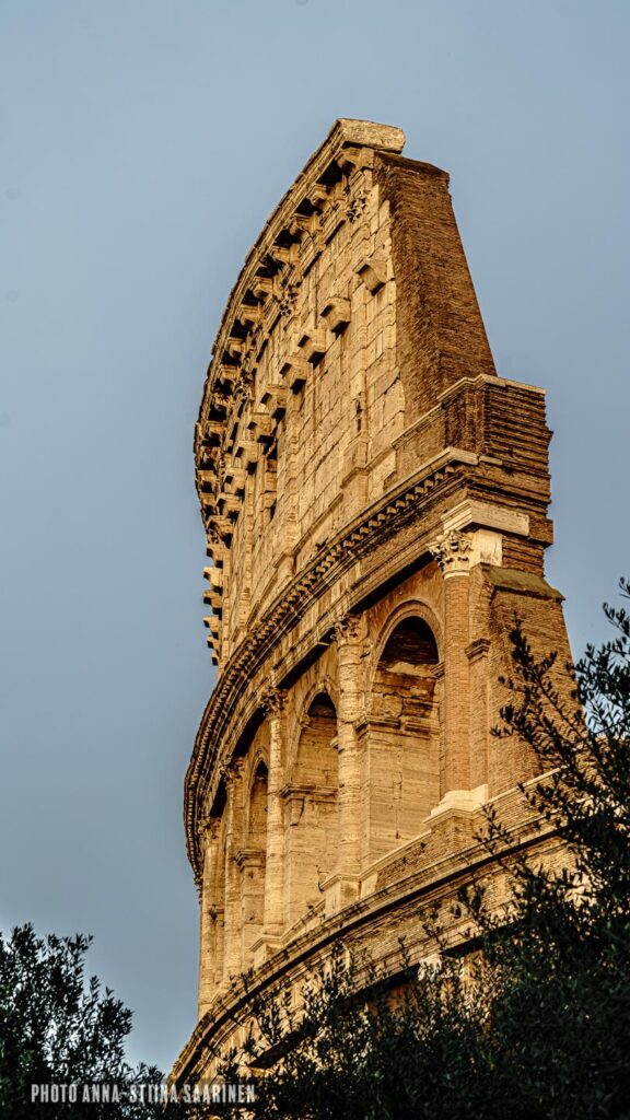 Colosseum Rome photo Anna-Stiina Saarinen annastiinasphotos.com