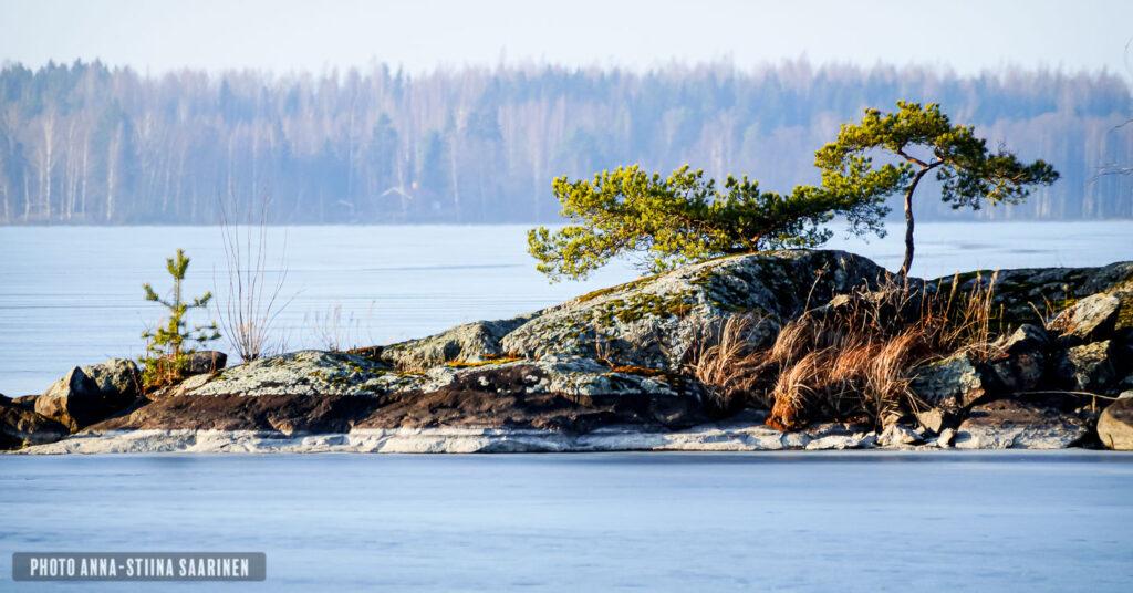 Last days of the winter in Sääksmäki, lake Vanajavesi photo Anna-Stiina Saarinen annastiinasphotos.com