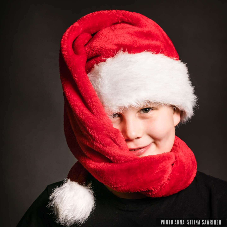 Christmas gnome portrait photo Anna-Stiina Saarinen annastiinasphotos.com