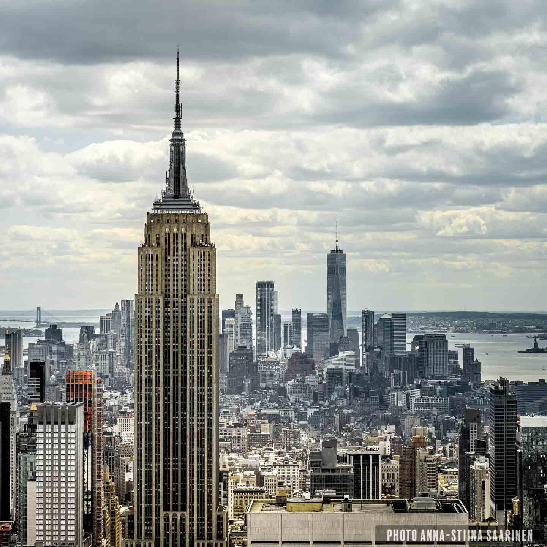Empire State Building Manhattan ESB NYC photo Anna-Stiina Saarinen annastiinasphotos.com