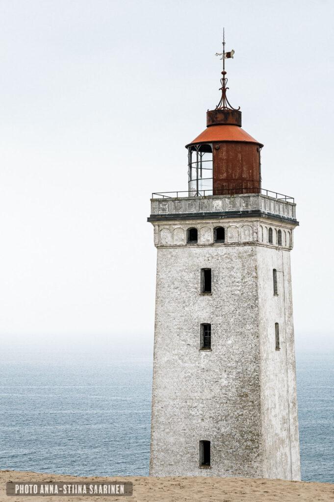 Rubjerg Knude Lighthouse Fyr Jylland Jutland Hjørring North Sea photo Anna-Stiina Saarinen annastiinasphotos.com
